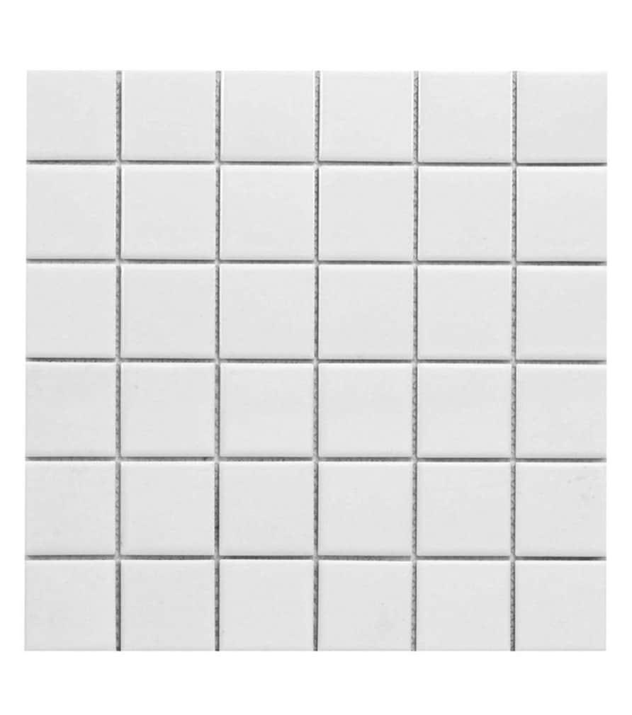 Carrelage mosaïque EASY maxi brillant 30 x 30 cm