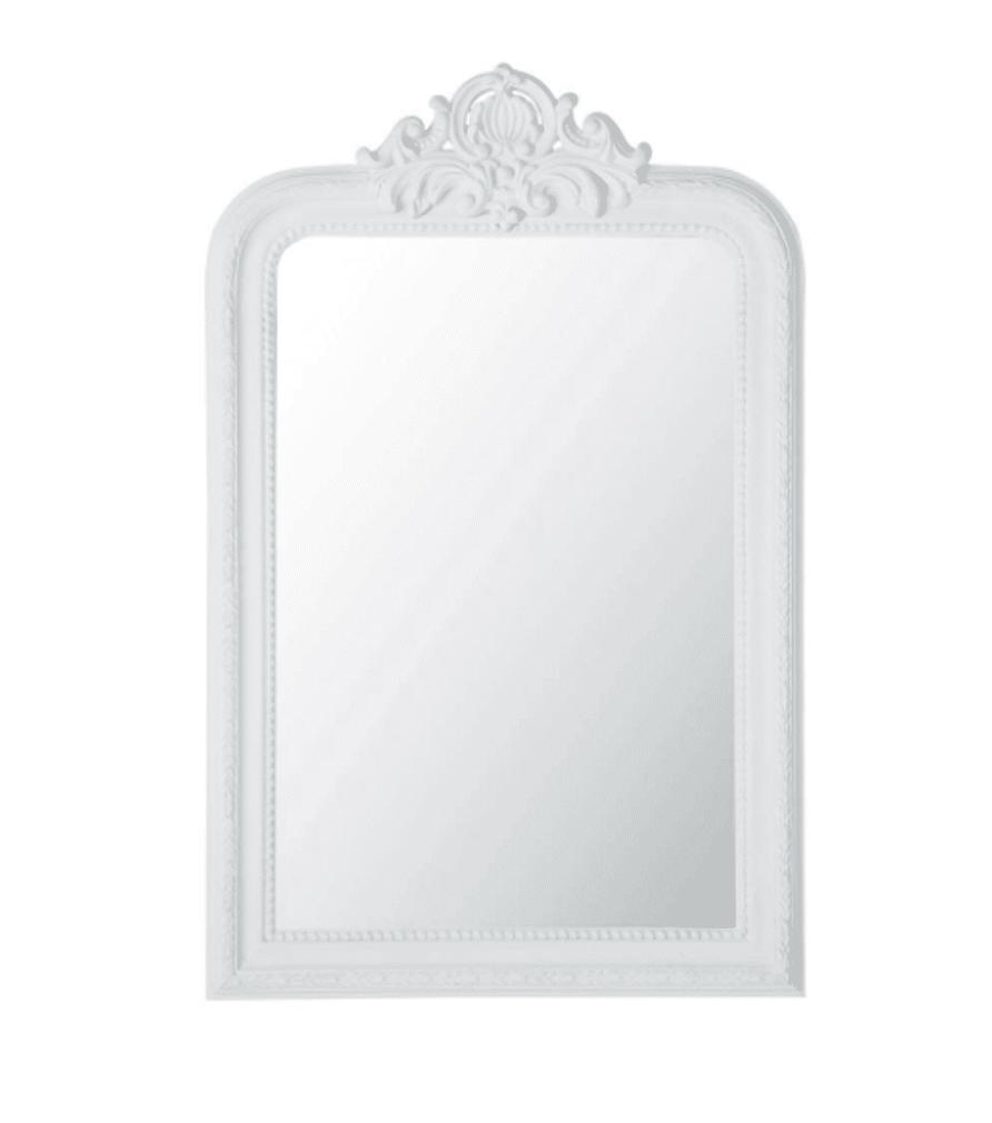 ALTESSE Miroir trumeau sculpté