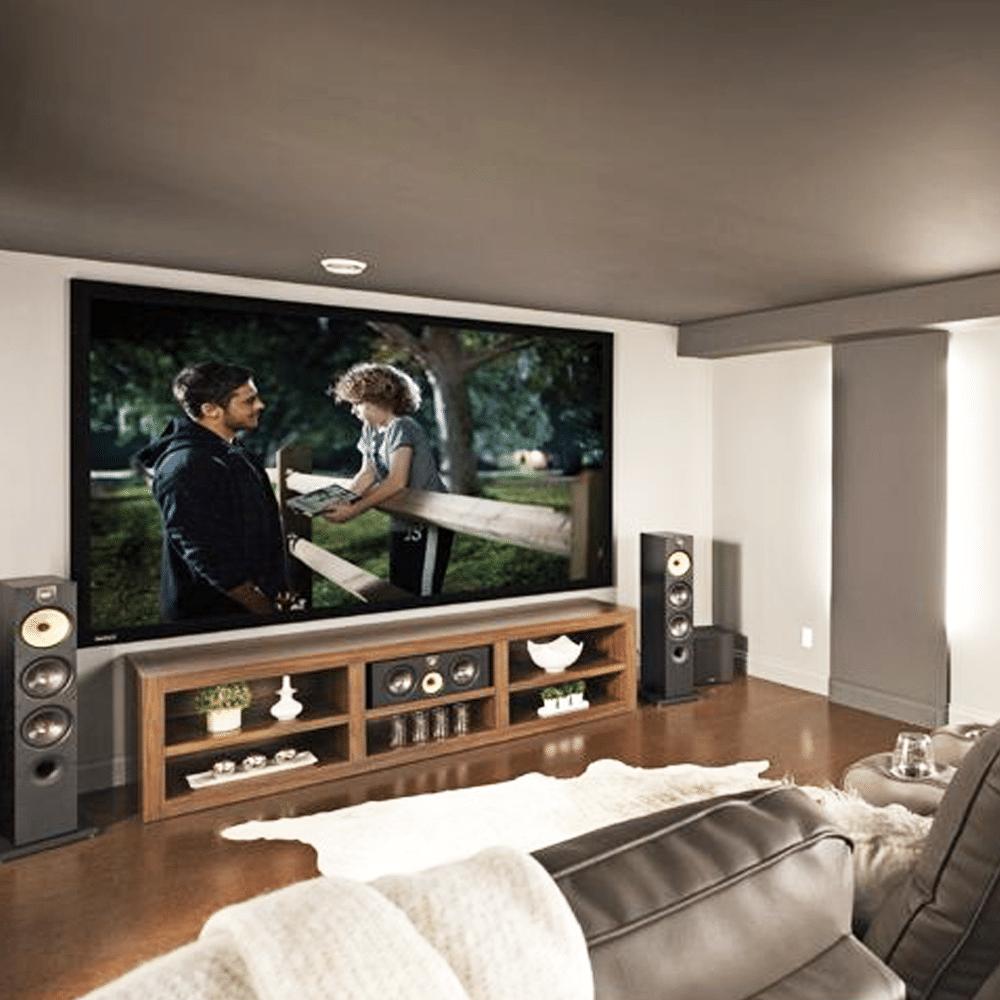 home cinéma matériel