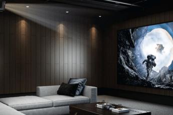 décoration cinéma maison