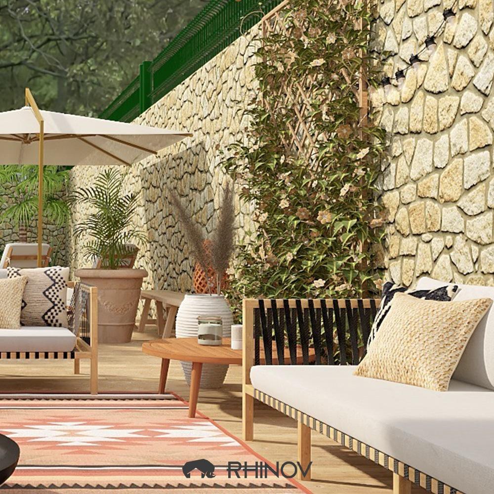 décoration terrasse extérieure