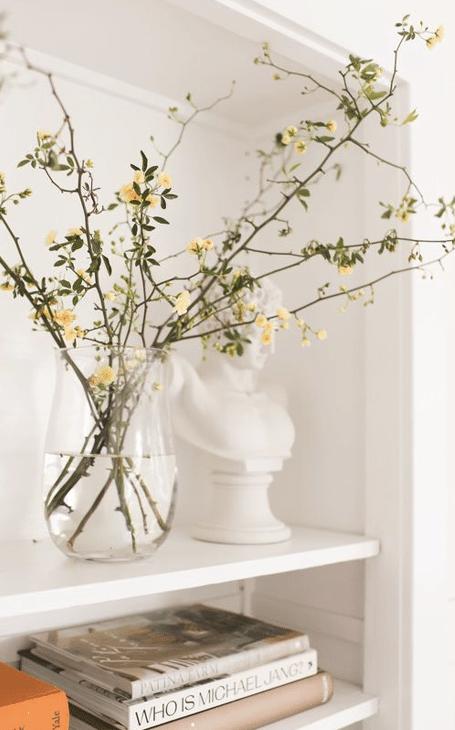 déco florale pour le printemps