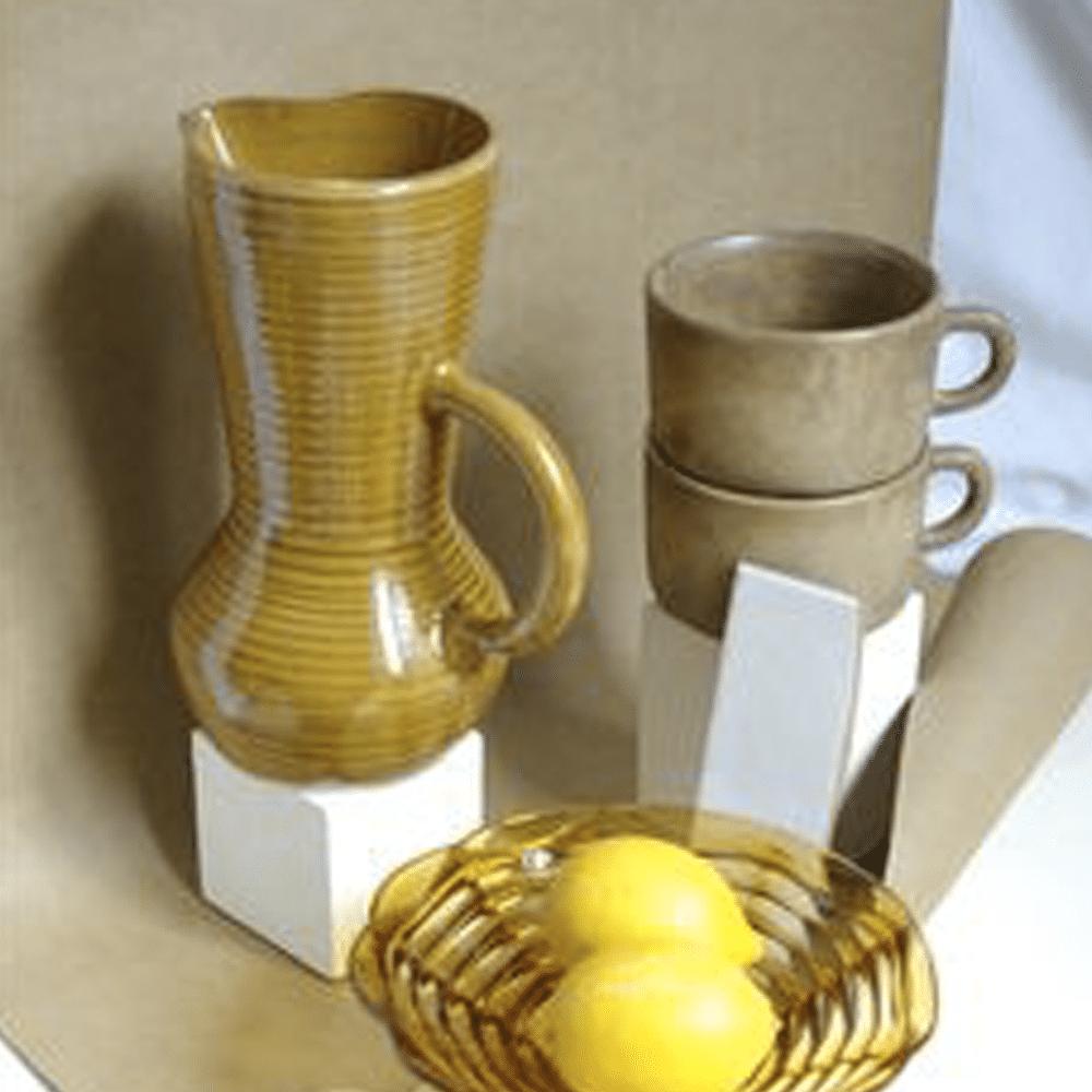 céramique rétro printemps