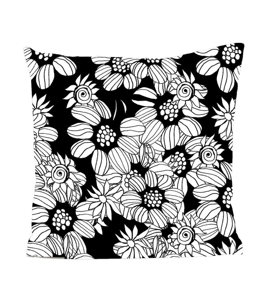 Coussin BLACK AND WHITE