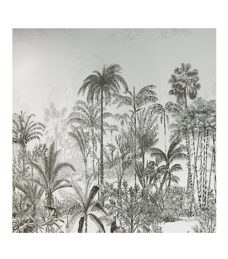Papier peint AMAZONE PANTHÈRE - Isidore Leroy