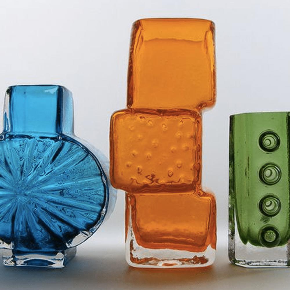 verre transparents colorés printemps