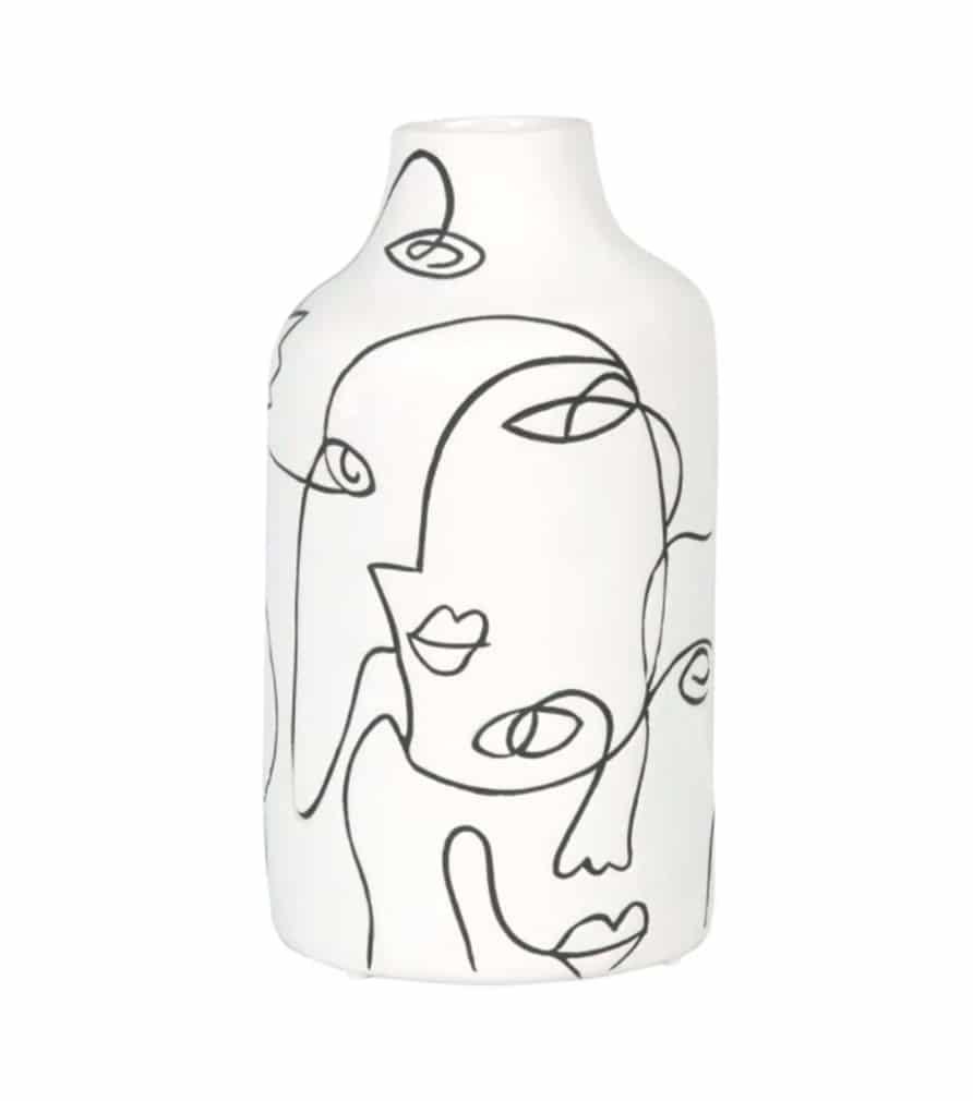Vase style arty