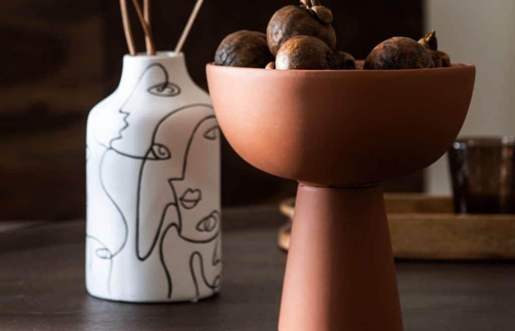 vase déco minimaliste