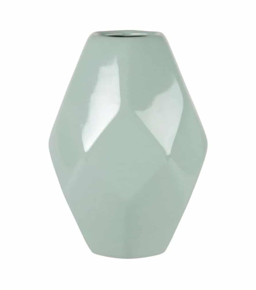 Vase origami pastel