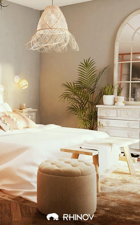 aménager chambre