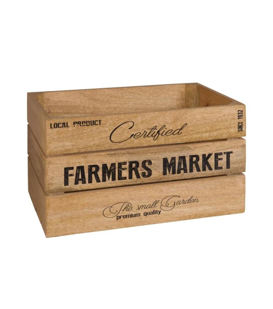 Cagette FARMER MARKET