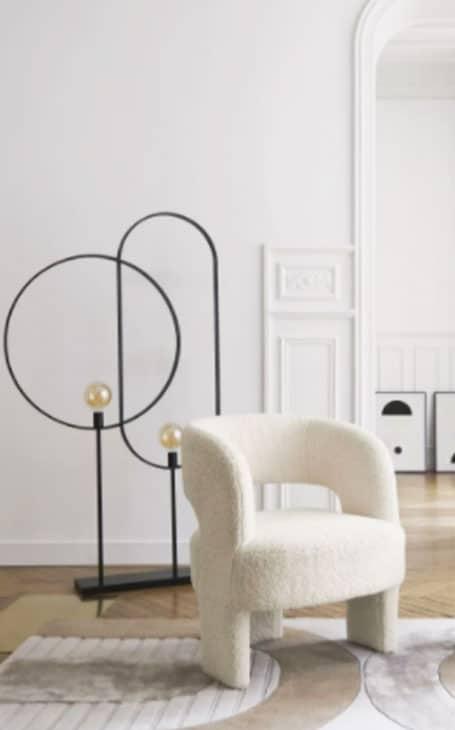 décoration haussmannienne contemporaine