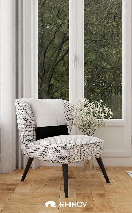 fauteuil aménagement séjour