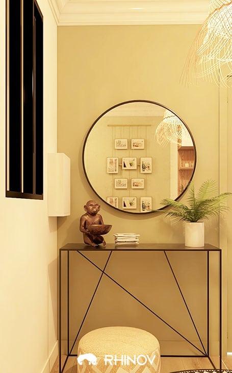 décoration entrée maison