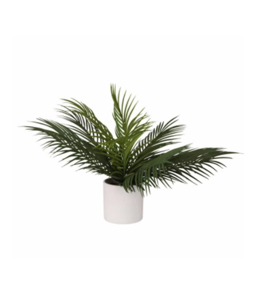 Mini palmier artificiel