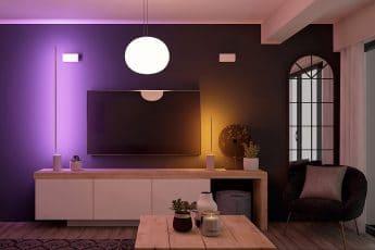 ambiance lumineuse : des ampoules connectées