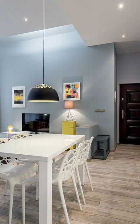 maison lumineuse ambiance douce avec variateurs