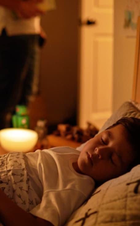 confort maison nuit