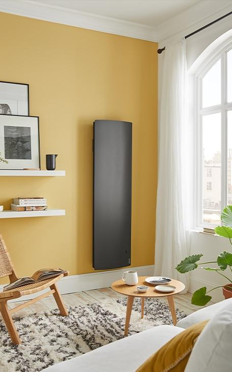 Radiateur Atlantic Divali vertical 2000 W gris