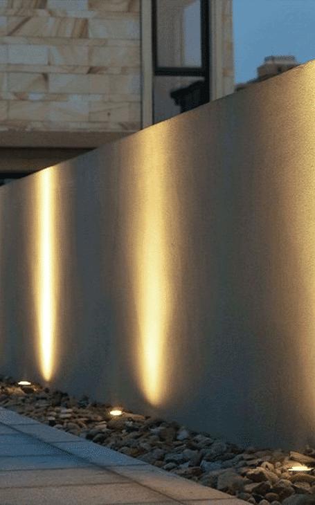 aménagement lumineux extérieur