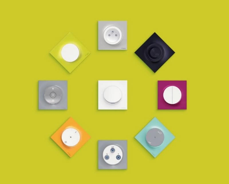 interrupteurs décoratifs