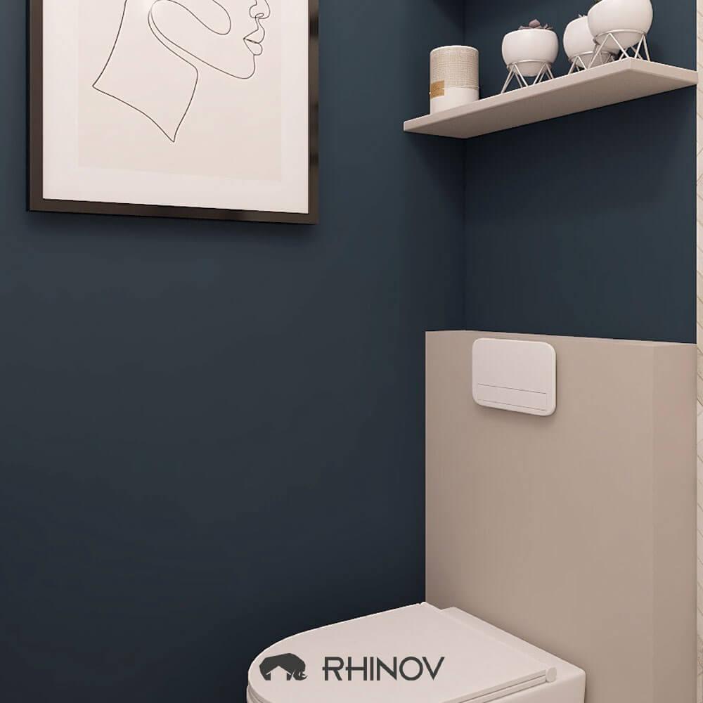 wc bleus