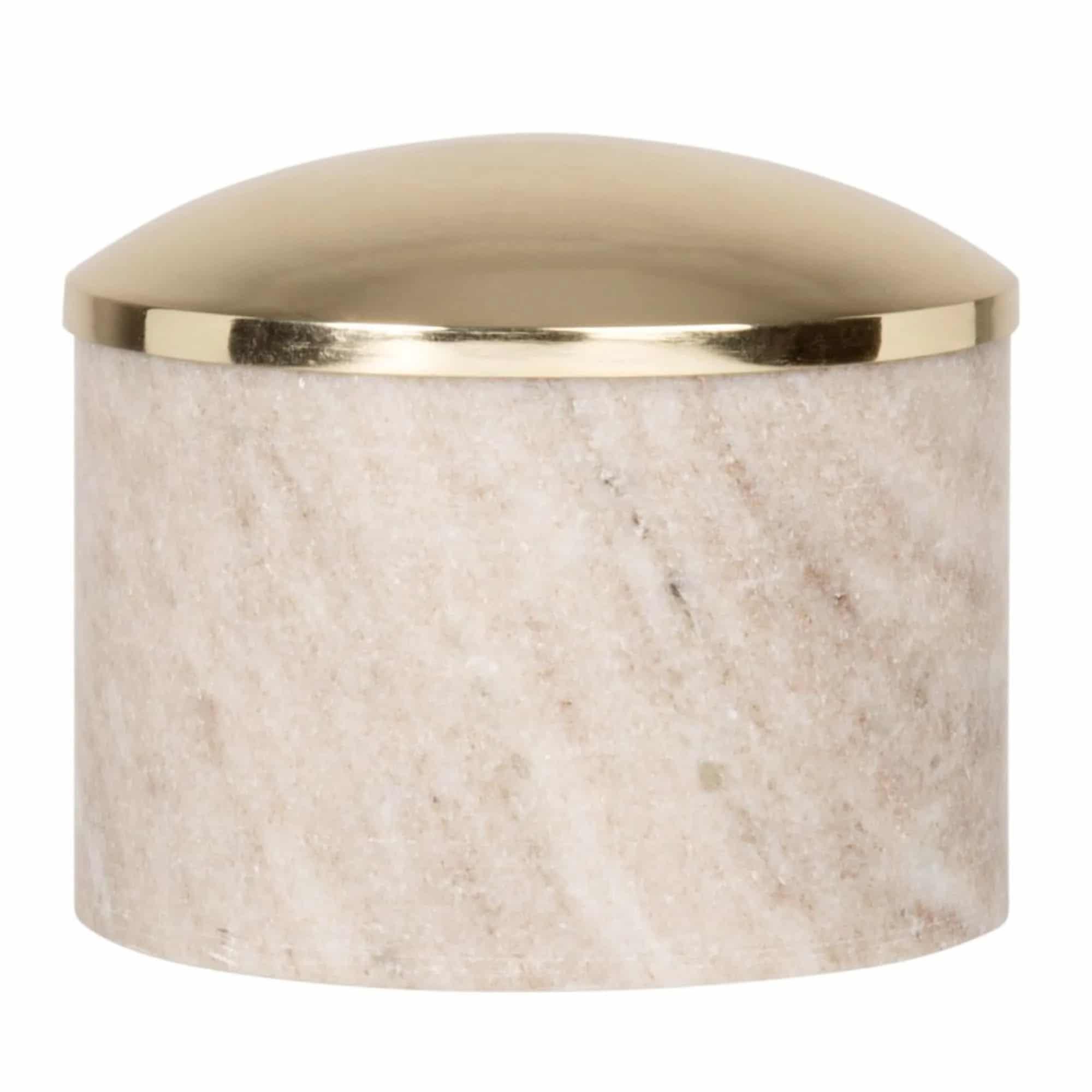 CARL Boite en marbre