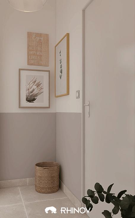 décoration entrée