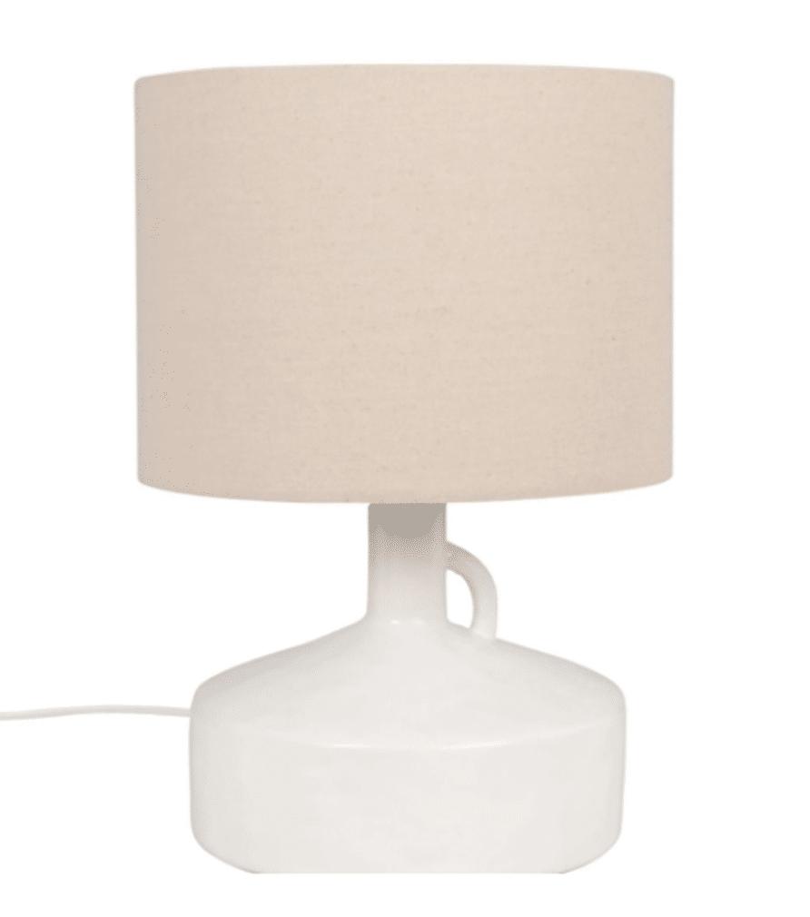 PATCHET Lampe en céramique
