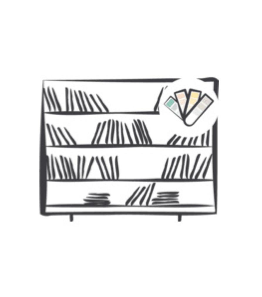 Meubles de rangements sur mesure configurations et coloris au choix