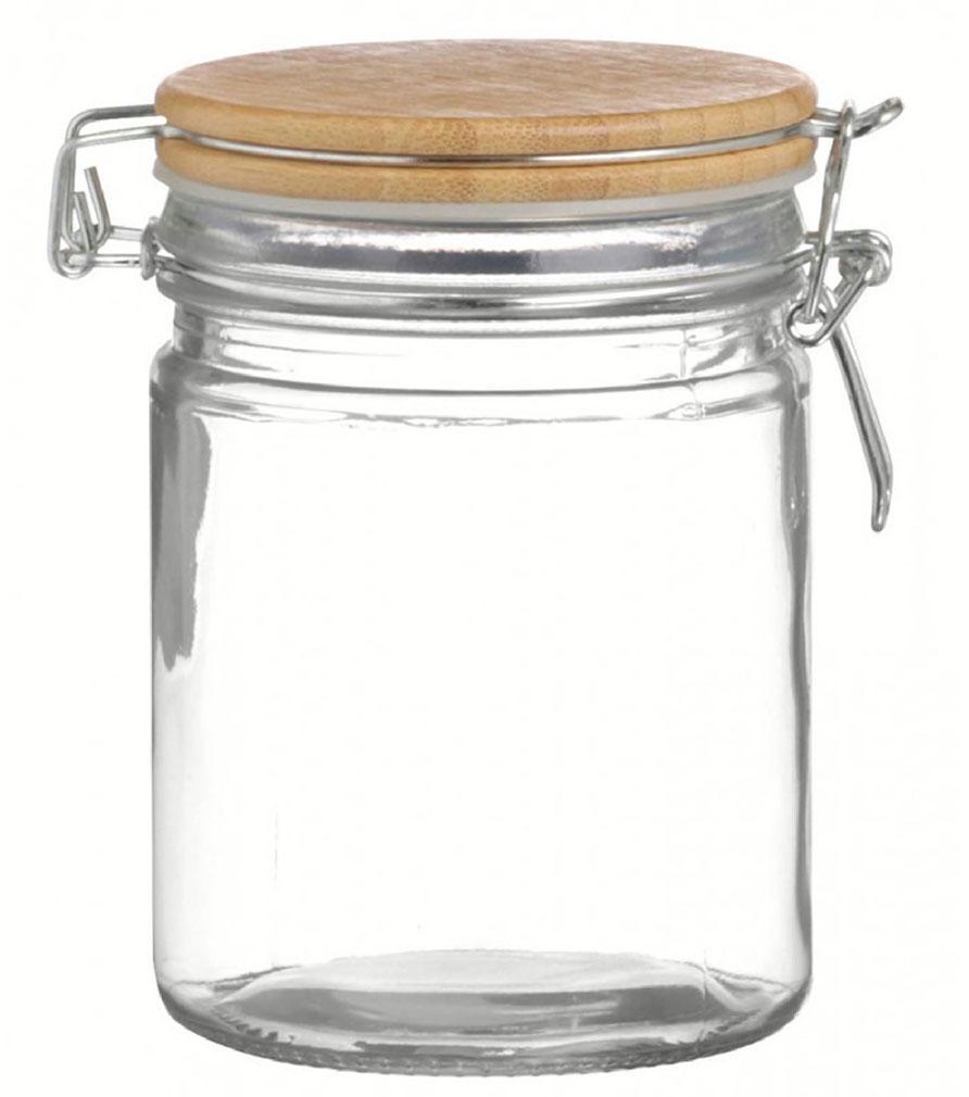 CLIP - Bocal cuisine en verre